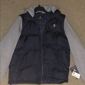 Polo Assn. Puff Jacket/Hoodie